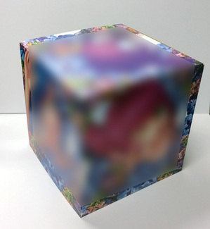 UVフルカラー印刷 キャラメル式BOX