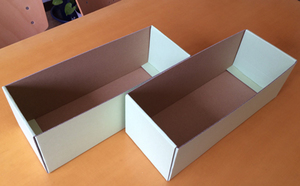 くだものの箱