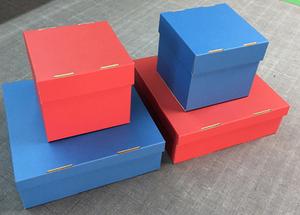 展示会用カラーBOX