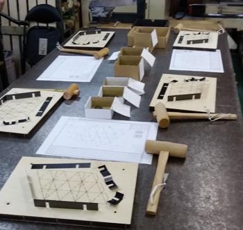 中野木型製作所さんに行ってきました!(川村)