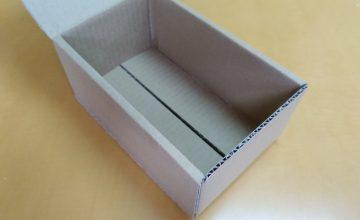 ★割れ物・重たいものにオススメの箱の形★